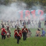 Battle of the Thames - Re-enactment
