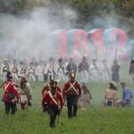 Battle of the Thames Historic re-enactment Photo: VBarter